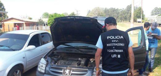 Apareció abandonada en Pozo Azul la camioneta de Salud Pública robada en Eldorado