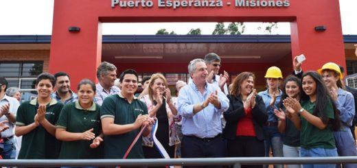 """""""Somos la segunda provincia del país en mayor inversión educativa"""", destacó Passalacqua"""