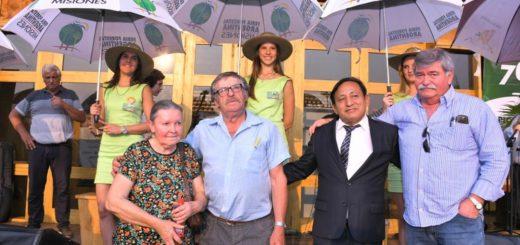 Una posadeña resultó ganadora de la casa de madera sorteada al cierre de la Feria Forestal