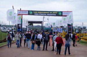 Desde hoy y hasta el domingo, Posadas expondrá al país el potencial de la foresto-industrial