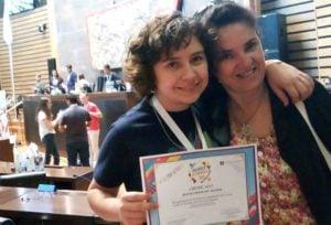 La región NEA será representada por dos estudiantes de Misiones en las finales de las Olimpíadas Argentinas de Tecnología 2017