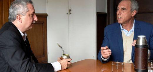 Puentes con Brasil: Passalacqua se reunió con el Secretario de Provincias de la Nación para avanzar en el proyecto