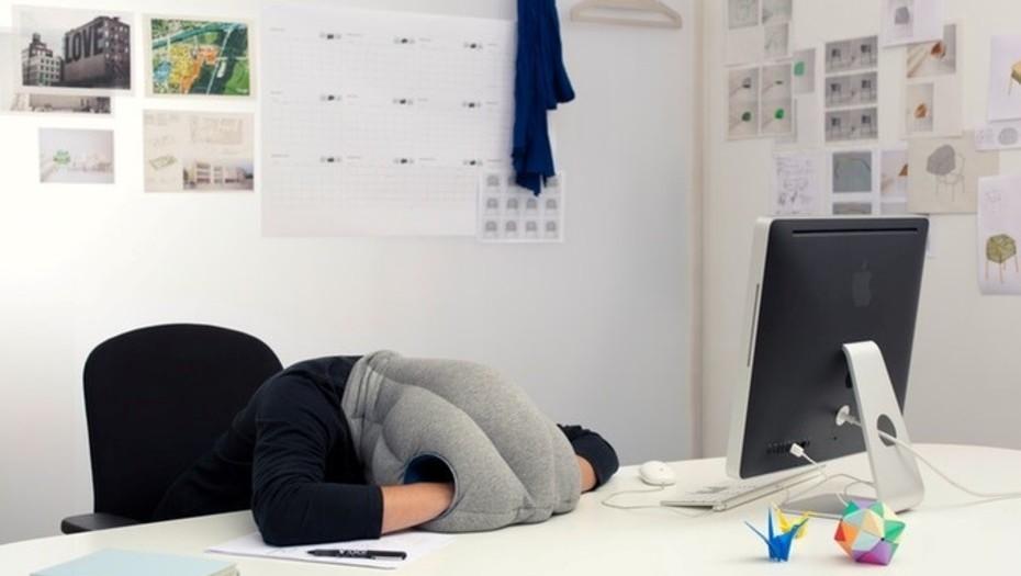 La almohada avestruz que revoluciona las redes