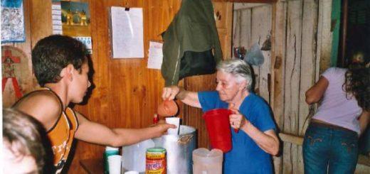 Pueblo Illia, suelo que eligió Ivonne Pierron en Misiones para sembrar su lucha por los más vulnerables