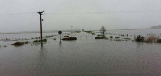 Inundaciones: Declararon la emergencia en Buenos Aires, Chaco y La Pampa