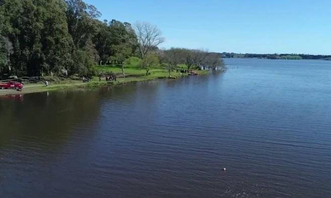 Mar del Plata: encontraron el cuerpo del joven en la Laguna de los Padres