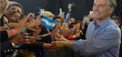 """Macri, sobre la baja de la pobreza: """"Es una buena noticia pero el camino recién comienza"""""""