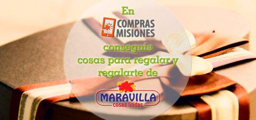 Ahora en Compras Misiones conseguís artículos de Maravilla y los pagás en cuotas con tarjeta