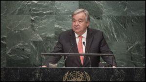 """ONU: Recientes desastres naturales demuestran que """"es momento"""" de despertar ante cambio climático"""