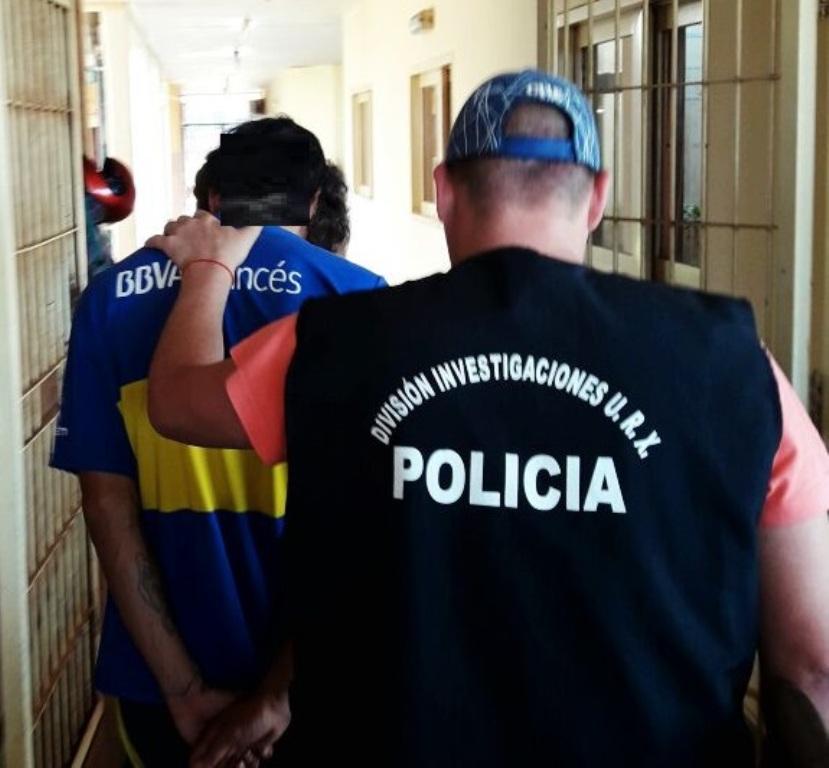 Atraparon a un sospechoso por el brutal intento de robo que terminó con la víctima inconsciente en el barrio San Isidro