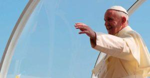 """Para buscar """"la reconciliación y la paz"""", el Papa Francisco llega hoy Colombia"""