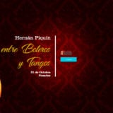 Hernán Piquín agradeció el cariño del público posadeño