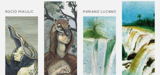 Exhibirán las obras de los artistas Mariano Lucano y Rocío Mikulic en la galería de la Casa de Misiones en Buenos Aires