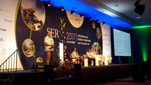Comunidad científica expuso su preocupación por la débil política ambiental internacional en la conferencia mundial SER2017