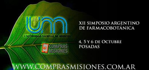 XII Simposio Argentino y 1ra Jornada de Enseñanza de la Farmacobotánica en Posadas: Inscribite en Compras Misiones y pagá en cuotas con tarjeta