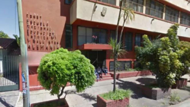Un alumno se tiró al vacío en una escuela de Buenos Aires
