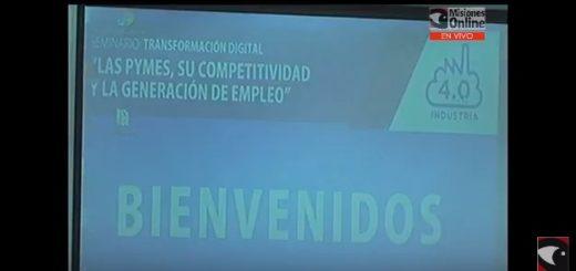 """VIVO: Seminario Transformación Digital """"Las PyMES, su competitividad y la Generación de Empleo"""""""
