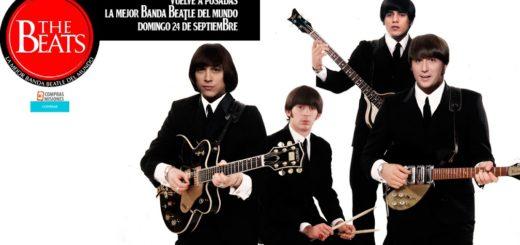 The Beats, la mejor banda beatle del mundo vuelve a Posadas: Adquirís las entradas en www.comprasmisiones.com.ar