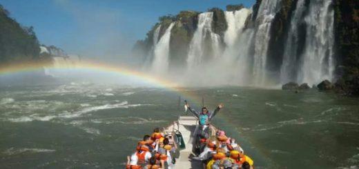 """Cataratas espera este martes al turista """"un millón"""""""