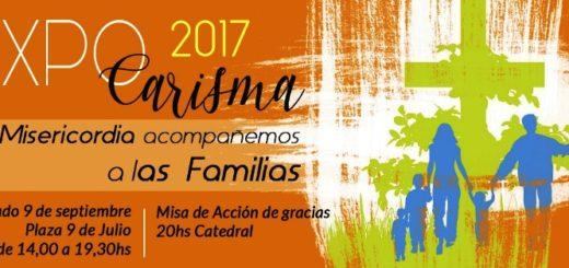 """Mañana se realizará la """"Expo Carisma 2017"""" en la Plaza 9 de Julio de Posadas"""