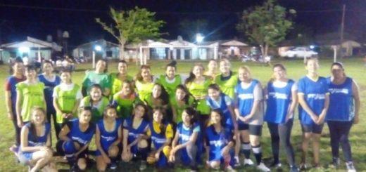 Cerro Corá tiene representación en el fútbol femenino de la Liga Obereña