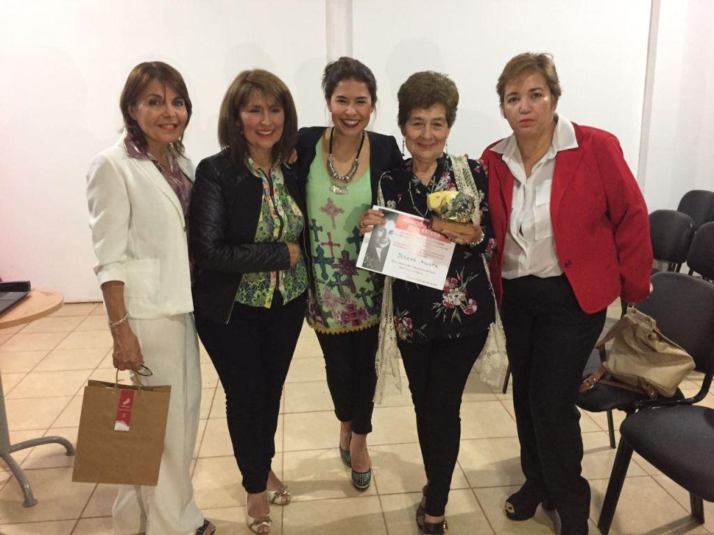En Eldorado distinguieron a mujeres en el marco del 70° aniversario del voto femenino