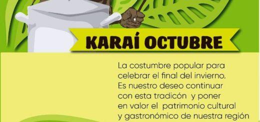 Todos contra el Karaí Octubre: por quinto año consecutivo se cocinará un yopará en la Bajada Vieja de Posadas