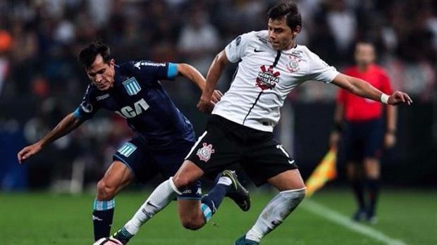 Copa Sudamericana: con la ventaja del empate, Racing buscará «rematar» la serie con Corinthians