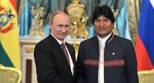 Evo Morales anunció la presencia de Putin en una cumbre sobre el gas en Bolivia