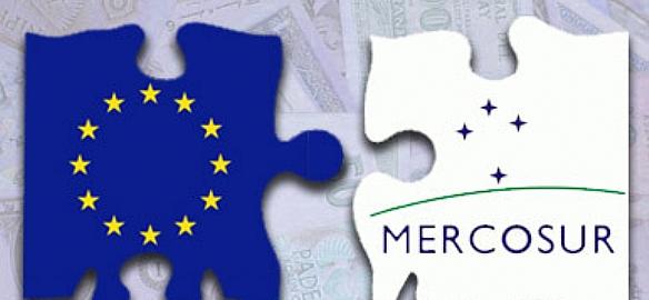 Comienza una nueva reunión para avanzar hacia un acuerdo Mercosur-UE