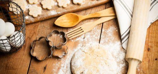 ¿Cómo hacer galletitas saludables para toda la familia?