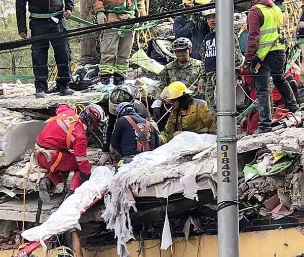 La conmovedora historia de dos hermanitos que se abrazaron hasta el final en el terremoto mexicano