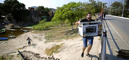 Contrabando hormiga: la lenta agonía de las ciudades de frontera