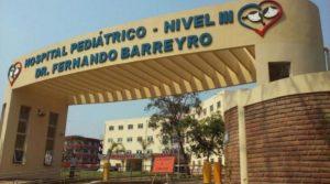 En el 2018 se detectaron 3.600 cardiopatías congénitas en el Hospital de Pediatría Dr. Fernando Barreyro