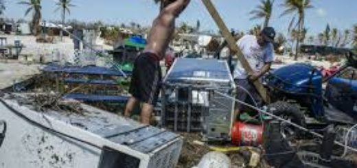 """Alertan que el huracán María puede ser """"más devastador que irma"""""""