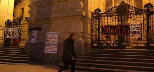El estudiante acusado de abuso en el Colegio Nacional de Buenos Aires no será sancionado