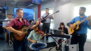 El grupo La Sabia Folklore se presentará en el Teatro de Prosa
