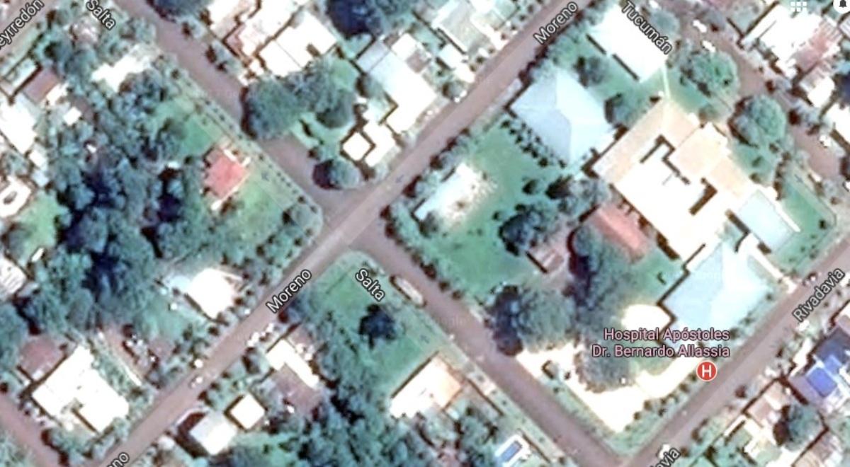 Crimen en Apóstoles: inspeccionaron la casa de Huzy y secuestraron una notebook