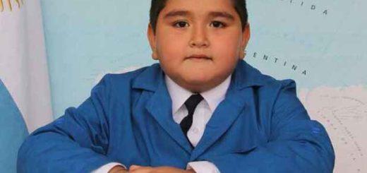 """""""Mamá, no puedo abrir los ojos"""": tenía 8 años, lo operaron de las amígdalas y murió"""