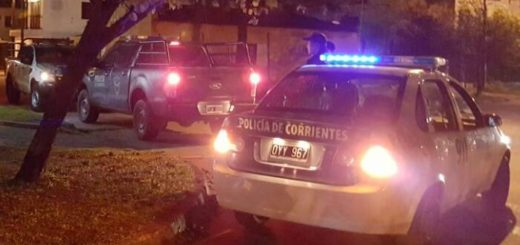"""Corrientes: """"motochorro"""" sufrió tremenda paliza a manos de """"justicieros"""""""