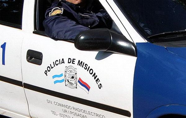 Detuvieron a suboficial de Policía involucrado en violento episodio denunciado por su ex esposa y el abogado en Bernardo de Irigoyen