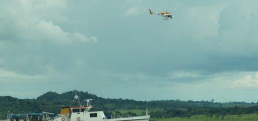Hallaron un cadáver en el río Paraná, frente a Capioví