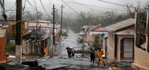 El huracán María deja a Puerto Rico sin luz por cuatro meses