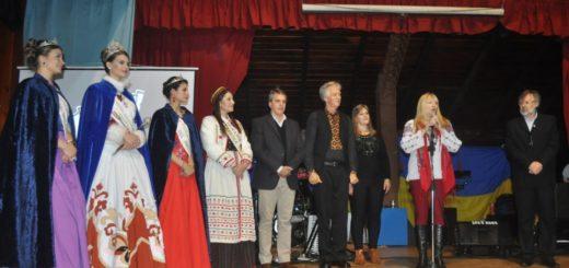 Merecido homenaje a Rulo Grabovieski por parte de la Colectividad Ucraniana