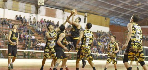 Básquetbol: En duelo de favoritos Siglo XXI superó a Tirica y lidera la zona norte