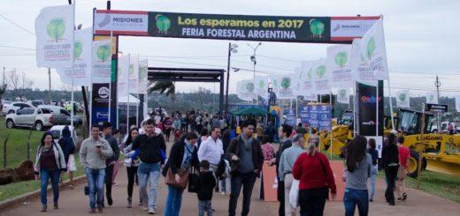 Hoy cierra la Forestal Argentina con el sorteo de una casa
