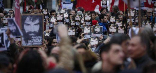 Hoy realizarán marchas en todo el país y en el exterior a 2 meses de la desaparición de Santiago