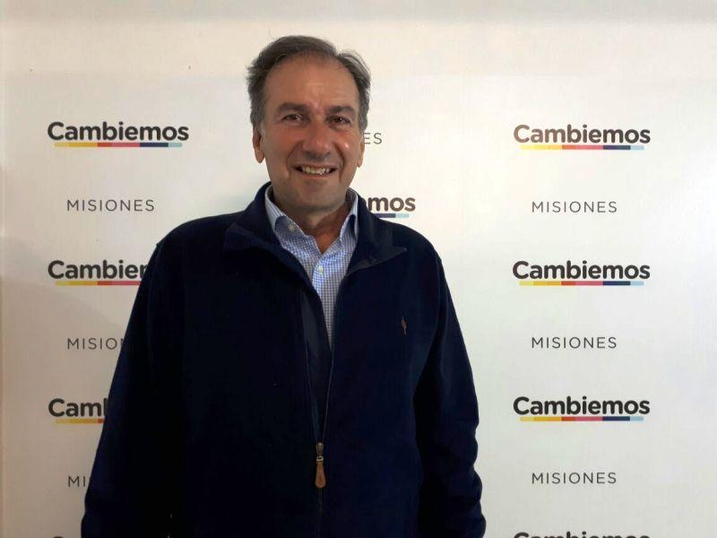 Humberto Schiavoni aseguró que en Posadas Cambiemos lleva una ventaja de 20 puntos sobre la Renovación