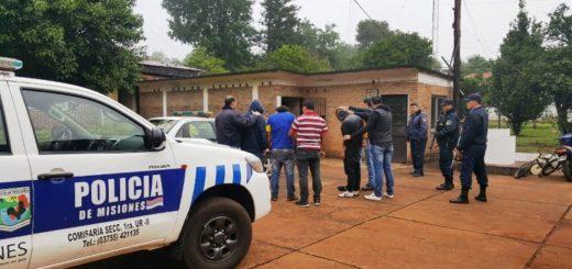 Asesinaron a un joven en una gresca en Campo Viera y hay cuatro detenidos