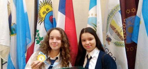 De la mano de una alumna del Roque González, Misiones obtuvo medalla de oro en la Olimpíada de Geografía